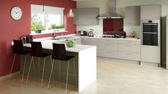 Providing double glazed windows and uPVC and composite doors in Reading, Maidenhead and Wokingham, Berkshire. Modern Kitchen Design, Modern Kitchens, Kitchen Designs, Kitchen Cost, Composite Door, Kitchen Gallery, Double Glazed Window, Windows And Doors, Grenada