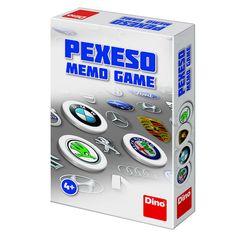 Kupte knihu Pexeso: Značky aut - neuveden s 23% slevou v e-shopu za 99 Kč v knihkupectví Booktook.cz T 4, Cooking Timer, Book, Book Illustrations, Books
