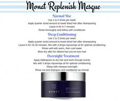 That's why our Replenish Masque has all the ingredients you need for gorgeous, manageable hair. A repairing and hydrating masque ideal for damaged or parched strands, this formula infu Hair Masque, Male Pattern Baldness, Monat Hair, Hair Loss Remedies, Hair Restoration, Hair Regrowth, Beard Care, Shiny Hair, Hair Care Tips