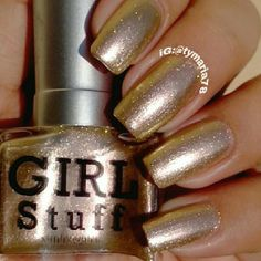 .@tymaria78 | I'm totally in awe with this polish from @girlstufforever !!! It's called MYS... | Webstagram