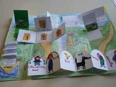 Lapbook cappuccetto rosso Gruppo fb teaching english