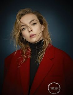 Jodie Comer covers Wonderland Magazine Winter 2018 by Adam Whitehead - Celebrities English Actresses, British Actresses, Actress Pics, Best Actress, Pretty People, Beautiful People, Five Jeans, The White Princess, Sandra Oh