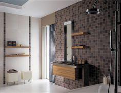 Baños modernos en minimalista