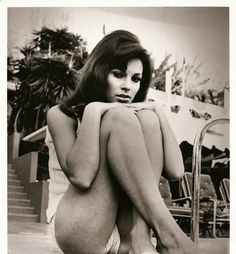 Frederick Schiller: My not-so-secret crush on the beautiful Raquel Welch. **Warning--Brief Nudity** Probably fake, but no youngsters allowed.