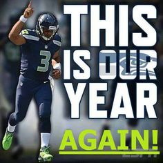 This is our year...again