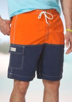 chaps big tall morgan board short