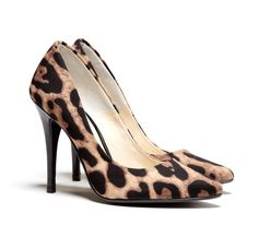 Sole Society Catherine - I like it in the black lace too.