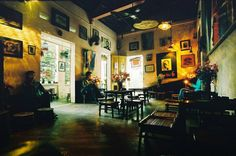 Cuoi Ngo cafe best coffee in Hanoi Vietnam - WhoNeedsMaps.com