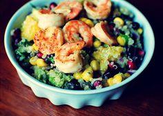 BIKINI BODY MOMMY Blog: BIKINI BODY MOMMY | 5 DAY SLIM DOWN    MEAL #5 : Quinoa Super Salad  Homemade Vinegrette Dressing