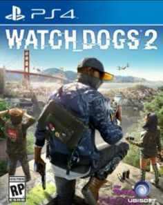 Watchdogs 2 PS4 11/15/16 $59.99