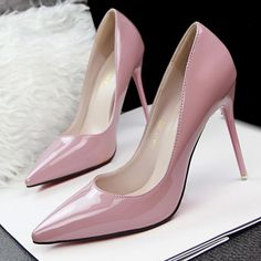 Women's Shoes Summer Fashion High Heels Simple Style Career Pumps Pointed Toe Sexy Thin Heels Women Shoes