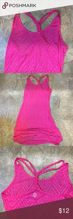 Bathing suit coverup Semi-sheer pink bathing suit coverup with detailed straps. Size S. Never worn. Dresses