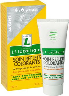 pin for later make grey hair shine bright like a diamond j f lazartigue colour reflecting - Lazartigue Color