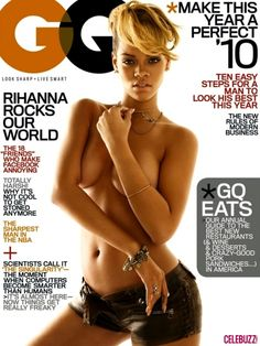 Rihannas Many Topless Moments