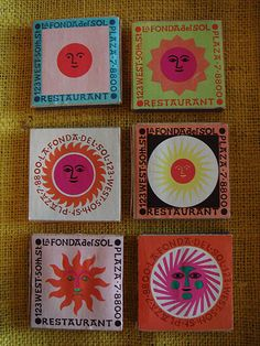 Matches for La Fonda del sol Restaurant N.Y., 1960