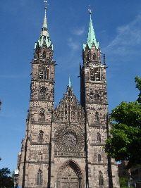 Lorenzkirche Nürnberg, Foto: Jäger