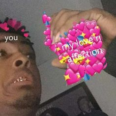 New memes heart cute Ideas Love You Meme, Cute Love Memes, Ricardo Meme, New Memes, Funny Memes, Lary Over, Miss U My Love, Xxxtentacion Quotes, Heart Meme