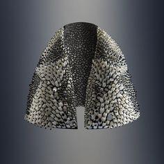 Iris Van Herpen, 3D printing