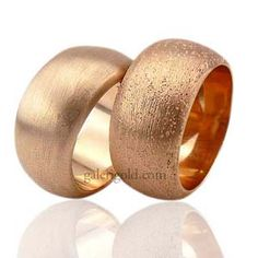 Special Wedding Bands / Özel Elişi Alyans