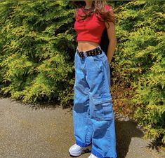 Aesthetic Clothes, Aesthetic Fashion, Aesthetic Outfit, Pretty Outfits, Cute Outfits, Summer Outfits, Grunge Outfits, Fashion Outfits, Mom Jeans