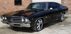 '69 Chevelle SS