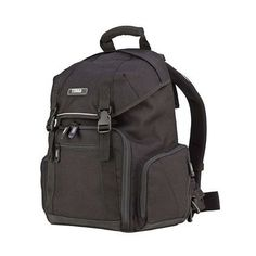 Messenger Daypack — Black