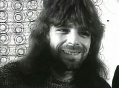 Rick smiling.
