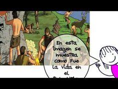 ▶ Los cuentos de Rita- Rita en la Prehistoria - YouTube