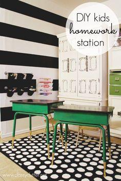 Super cute DIY Home Decor Ideas at the36thavenue.com Love them! #diy #home #decor.