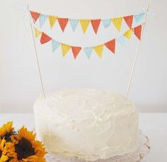 Cake topper! (Cheese topper?)