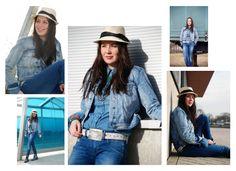 Jeans project fotografie jeans