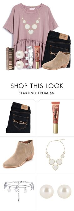 """Personalized Sets!!!! RTD!!!"" by itsaddyxoxo ❤ liked on Polyvore featuring Abercrombie & Fitch, Too Faced Cosmetics, Joie, Kendra Scott, Henri Bendel and Urban Decay"