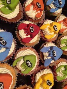 splatoon cakes - Google Search