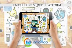 At present, there are many companies providing enterprise video platforms, so choosing the right platform becomes the main factor. There are few points to consider while making a decision of choosing any enterprise video platform. Here is nice blog explaining the points to consider before choosing the right enterprise platform : http://www.phando.com/home/choosing-the-right-enterprise-video-platform/             For any requirement of enterprise video platform, contact us here…