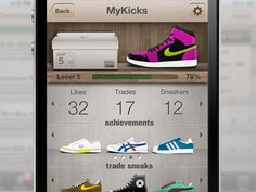 MyKicks Profile