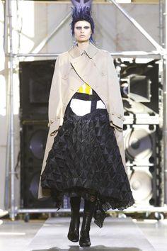 Junya Watanabe Ready To Wear Spring Summer 2017 Paris