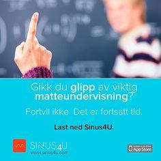@sinus4u #videregående #eksamen #matematikk #undervisning