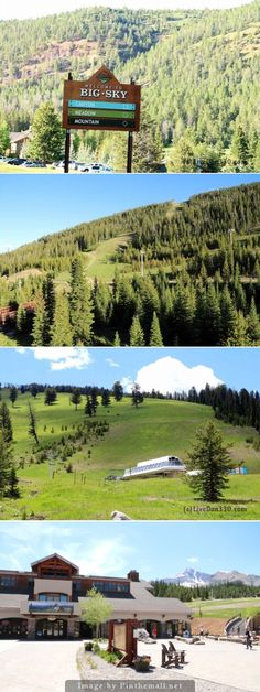 Big Sky - All American Road Trip 2014 - Yellowstone or bust