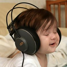Music is a part of everyone's life, we all love listening to music and have different taste in music, here are some applications where you can find best songs according to your mood and enjoy on yo… Funny Babies, Funny Kids, Cute Kids, Cute Babies, Stress, Gamer Humor, Baby Songs, Relaxing Yoga, Listening To Music