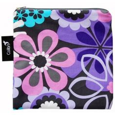 Colibri - Large Reusable Bag - Pretty in Purple