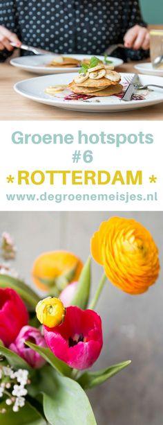 Rotterdam wordt steeds interessanter. Ook voor vegans! Vandaag deel ik weer een aantal van mijn favoriete vegan friendly adressen en tips met je. Leuk voor een citytrip of weekendje weg