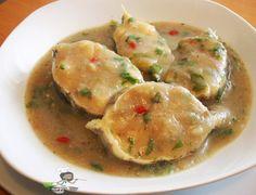Nigerian Food Recipes TV| Nigerian Food blog, Nigerian Cuisine, Nigerian Food TV, African Food Blog: Ofe Nsala (Igbo White Soup) : Nsala Soup