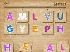 App de 9 jocs de tangrams,mosaics,operacions,discriminació visual...molt complet.