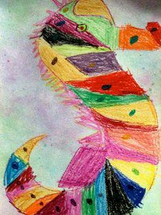 Creating Art: 1st Grade