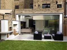 Plan some outdoor living with your extension