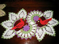 "Sheryl Hendricks Is ""Crazy About Crochet"""