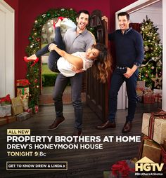 Property Brothers At Home Drews Honeymoon House