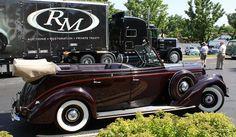 1939 Lincoln K Royal Tour phaeton