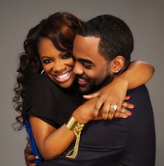 Todd Tucker - is one fine man. Here he is coupled up with his fiance Kandi Burress, Housewives of ATL. (9/2013)