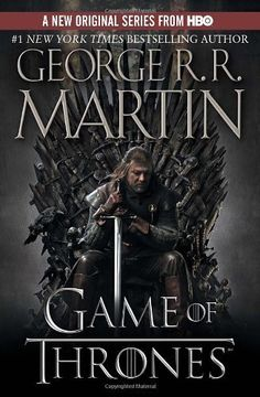 A Game of Thrones (A Song of Ice and Fire  Book 1): http://www.amazon.com/Game-Thrones-Song-Fire-Book/dp/0553386794/?tag=tema09-20